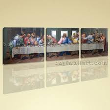 jesus last supper on large last supper wall art with large jesus last supper other impressionist painting printed on