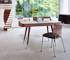 retro office desks. Walnut Modern Retro Desk From Denmark Office Desks L
