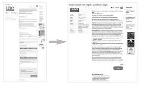 Hidden Or Visible Application Form