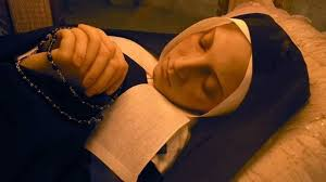 BERNADETTE BE HOLY BODY AFTER corruptible than a century   THE ...