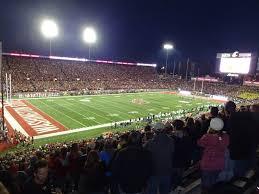 Martin Stadium Washington State Cougars Stadium Journey