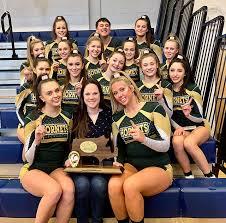 Hornet cheerleaders repeat as North Champions - Local Headline News