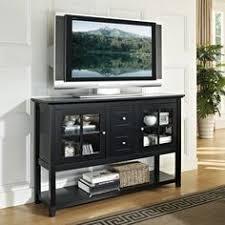 tall tv console. Buffet 52\ Tall Tv Console T