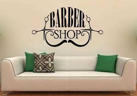 hair salon wall decor lovely barber wall decal vinyl stickers hairdressing salon