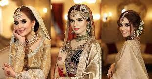 Komal meer is a rising star of pakistan showbiz industry. Latest Bridal Shoot Featuring Komal Meer Thapakistani