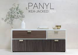 ikea furniture hack. west elm inspired sideboard ikea furniture hack