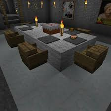 how to make a kitchen in minecraft. How To Make A Kitchen Table In Minecraft Xbox Trendyexaminer Simple Design Decor