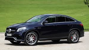 Much like the relationship between the bmw x6 and the more practical x5, the gle coupe trades functionality for improved performance and a sleeker design. 2016 Mercedes Gle Coupe Priced From 66 025 Autoblog