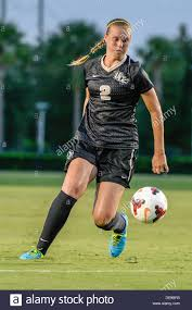 Orlando, FL, USA. 13th Sep, 2013. UCF Knights d/m Ashley Nicol (2 ...