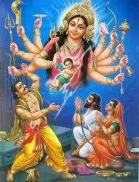 சகல சௌபாக்கியத்தையும் தரும் மகேஸ்வரி