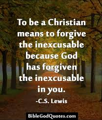 Christian Quotes On Love And Forgiveness