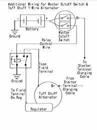 mopar alternator wiring diagram wiring diagrams charging system upgrade a tuff stuff alternator hot rod network mopar alternator wiring diagram