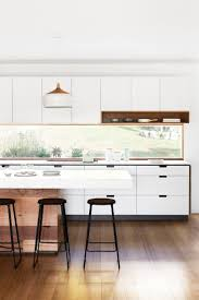 White Kitchen Modern 17 Best Ideas About White Kitchen Inspiration On Pinterest White