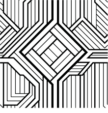 free geometric pattern coloring pages coloring pages for kids