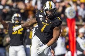 2019 Mizzou Football Week 13 Vs The Tennessee Volunteers
