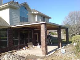 covered porch cost covered patio 13x29 cost houston construction home repair