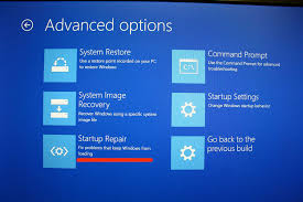 Advanced Options Windows 10 Windows 10 Spinning Circle Stuck Loading Screen Forever Fix P T