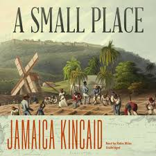 a small place audiobook by kincaid at library view larger image