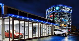 Smart Car Vending Machine Germany Mesmerizing Carvana Launches First Automated Car Vending Machine Digital Trends
