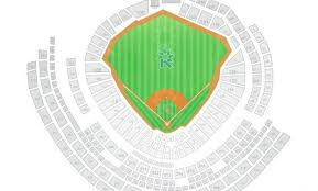 Nationals Park Seating Chart With Rows And Seat Numbers
