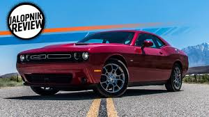 The V6 AWD 2017 Dodge Challenger Still Feels Like A Real Muscle Car