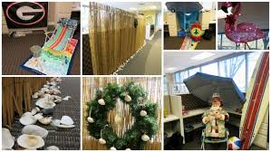 Entire office decked Startup Healthcare It Leaders How We Decked Our Office Halls and Brought Out The Holiday Joy