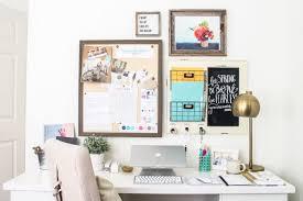 easy office organization ideas for