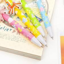 fancy office supplies. 6 Pcs/lot Cute Cartoon Ball Pens Plastic Kawaii Korean Stationery Fancy Giraffe Pen School Supplies Gifts-in Ballpoint From Office \u0026 On I