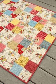 quilts patch quilt diy baby quilting