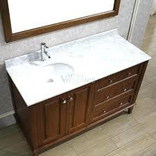 left sink vanity.  Vanity Astonishing 48 Inch Bathroom Vanity Right Side Sink Vanities  With On Left  In C