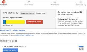 Insurance Car Quotes Comparison Google Ads Uk