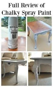 spray paint furniture ideas. Full Review Of Chalky Spray Paint And Comparison With Chalk Paint. Great Tutorial On How Furniture Ideas Y