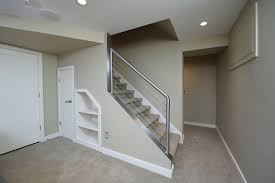 basement stairs railing. Basement Stairs Railing Modern Basement Stairs Railing