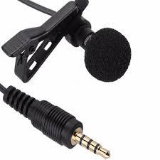 Portable Professional Grade Lavalier Microphone <b>3.5mm Jack</b> ...