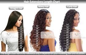 Hair Length Chart Weave 5 Pcs Virgin Brazilian Body Wave Remy Top Grade Quality