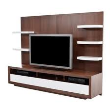 Contour Walnut Wall Unit