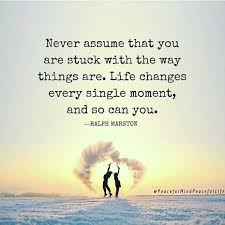 Spiritual Quotes About Life Changes