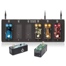 Designing A Pedal Board Newest Swiff Cables Free Guitar Effect Pedal Board System Magnetic Connection Pedalboard With 6 Pcs Multi Effects Pedals Combination Cb10 Pops Style