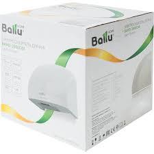 <b>Сушилка для рук электрическая</b> Ballu BAHD-2000DM, 2000 Вт в ...
