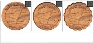Cnc Military Emblems Us Navy Badge Models