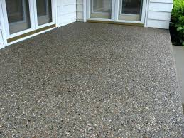 exposed aggregate concrete cost photo 1 of 6 exposed aggregate concrete patio landscaping exposed aggregate concrete exposed aggregate concrete cost