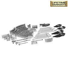 husky mechanics tool set 268 piece