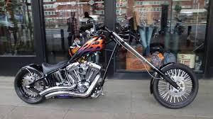 2005 harley davidson custom chopper special west coast harley