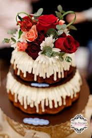 Wedding Cake Option Picture Of Nothing Bundt Cakes Sandy Springs