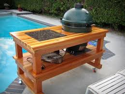 big green egg table plans large with drawers pdf woodwork big green egg large table
