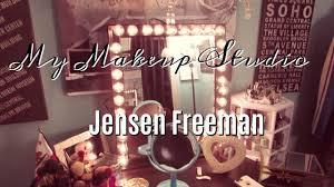 my makeup studio jensen freeman