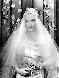 carole lombard 1930s wedding