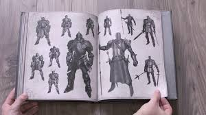 artbook the art of diablo iii reaper of souls preview page by page