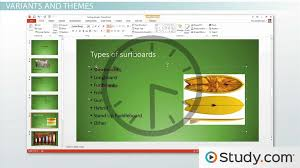 powerpoint biography how to create a blank powerpoint presentation video lesson