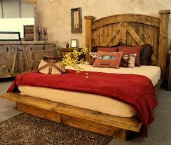 Rustic Furniture Bedroom Rustic Bed Rustic Wooden Bed Frames Decorating Rustic Bed Frames